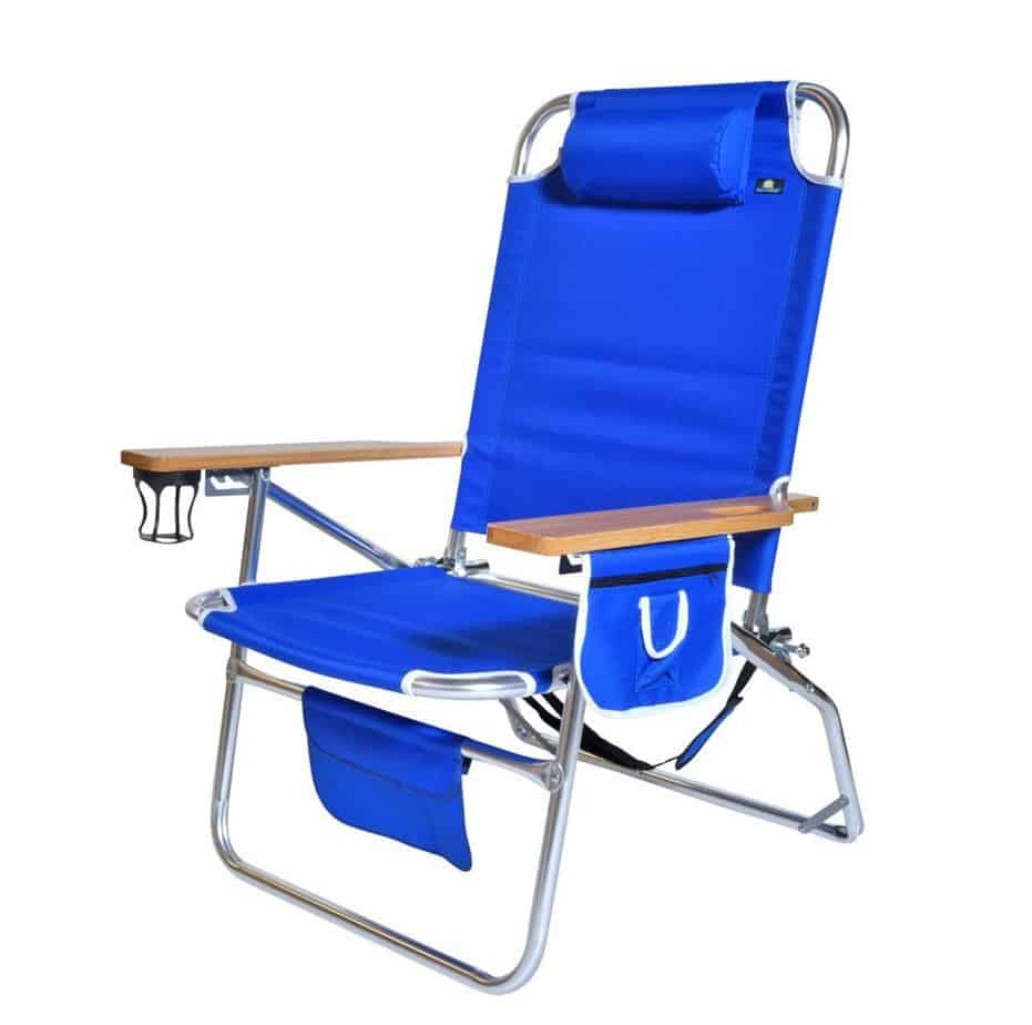 Best Beach Chairs For Big And Tall People In 2018 Up To