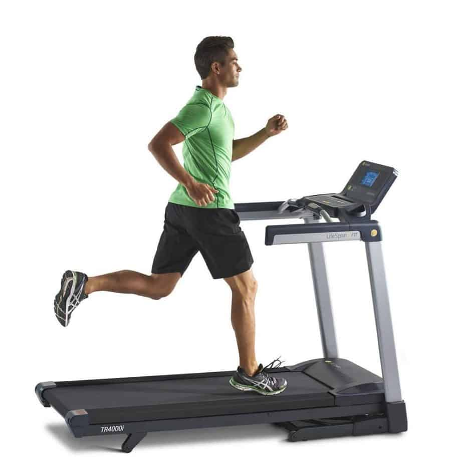 best treadmill for big guys