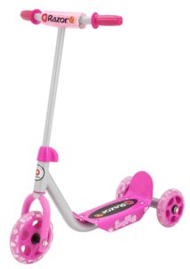 Little Girl Electric Scooter