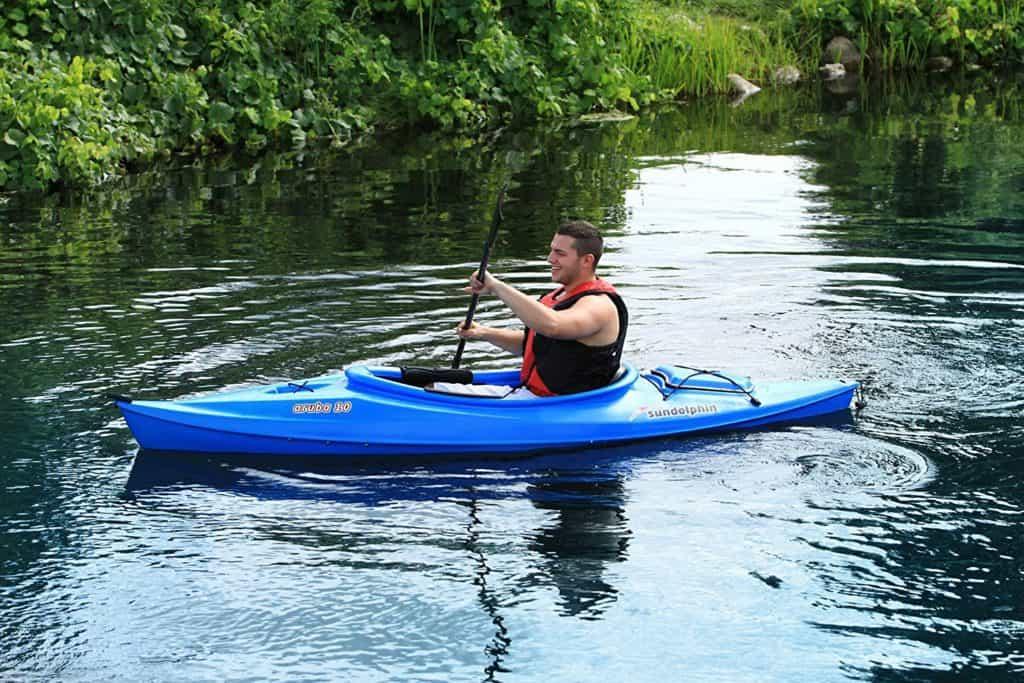 Best Kayaks For Fat Guys