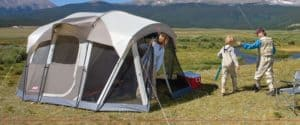 Camping Tents With Screened Porch