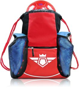 Boys Soccer Bag