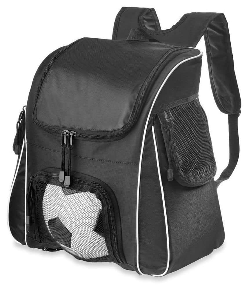Most Comfortable Soccer Backpacks With Ball Pocket