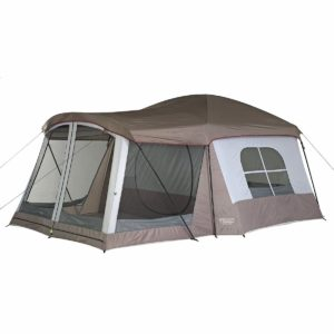 Cabin Tent With Porch