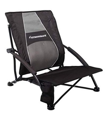 Most Comfortable And Best Beach Chairs For Big And Tall