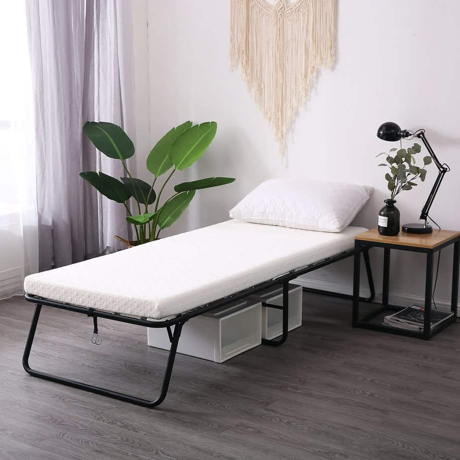 The Best Fold Up Bed In August 2020 For Guests & Small Spaces
