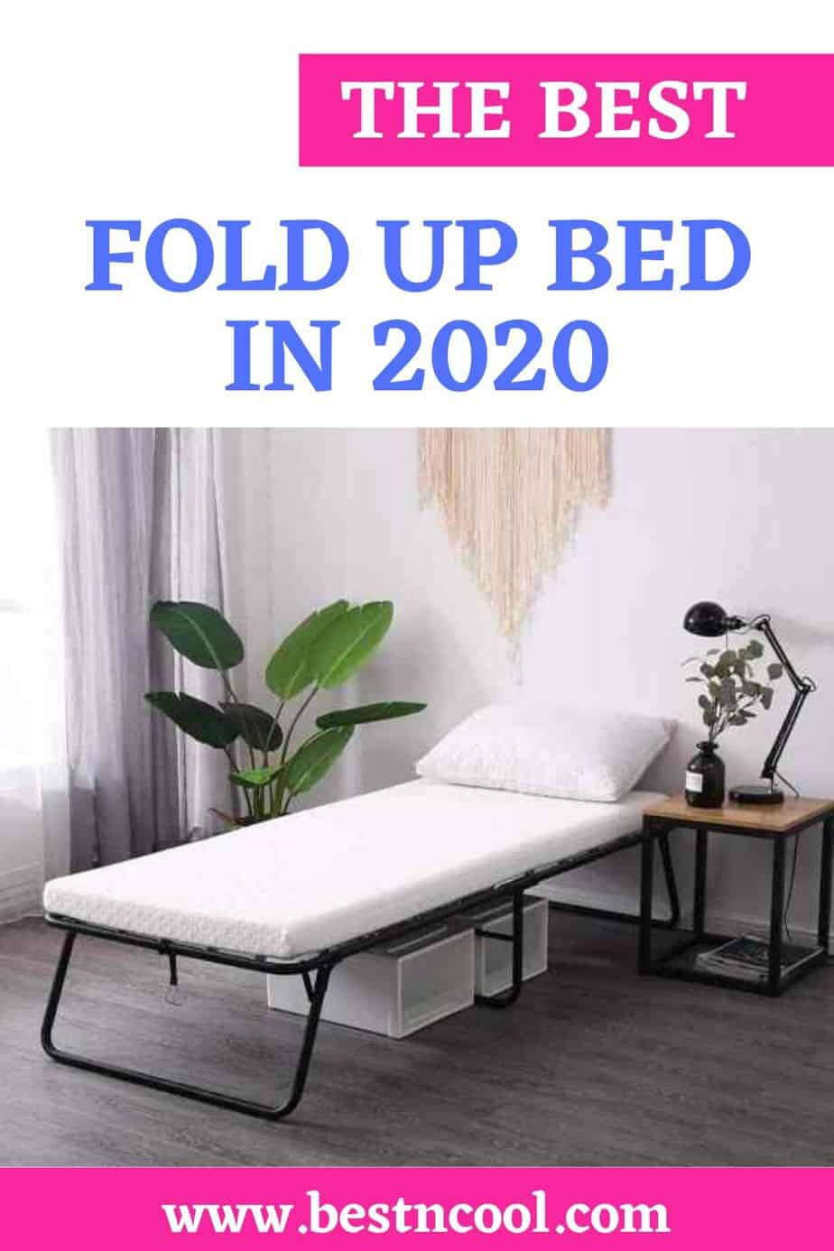 small fold up bed