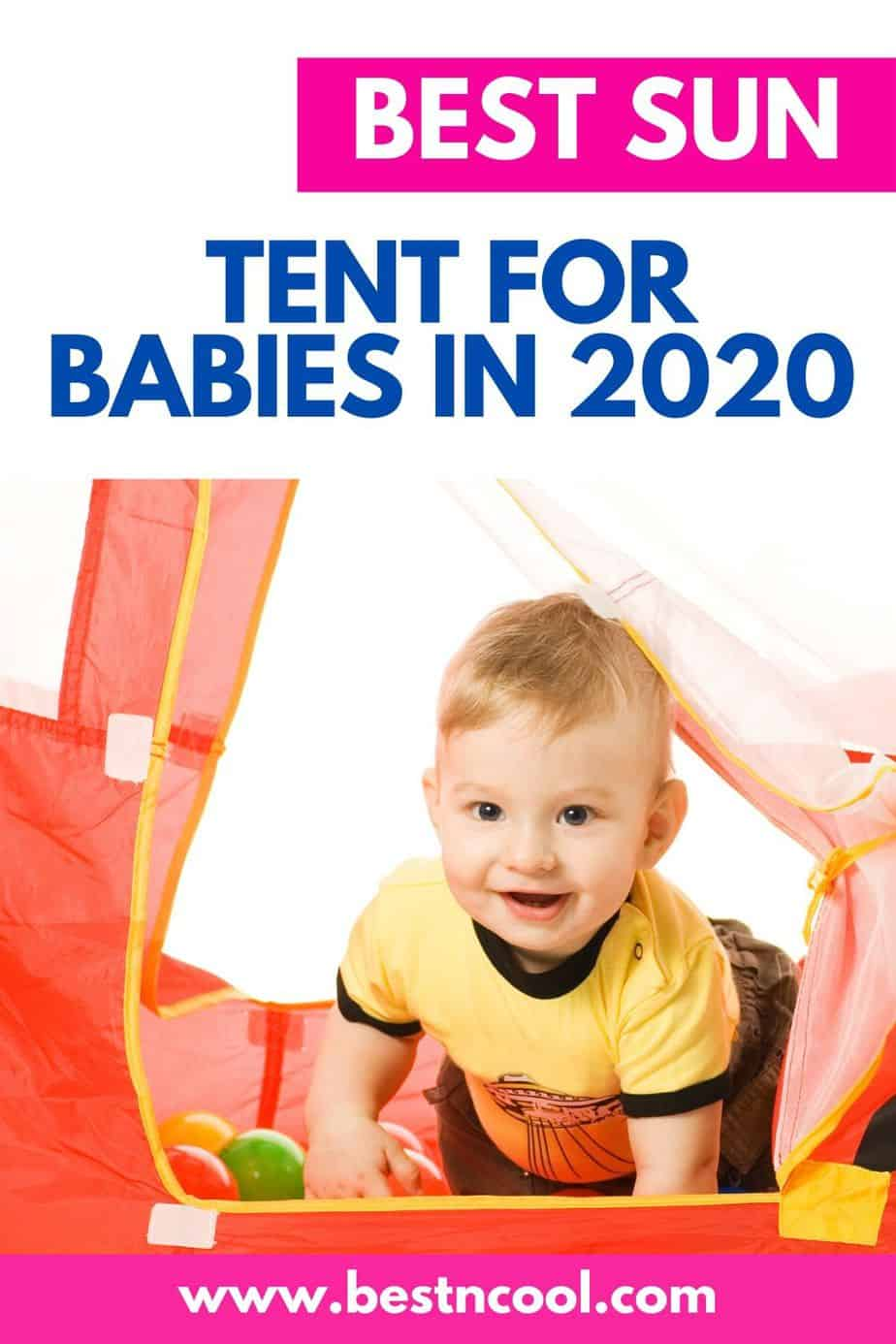 sun tent for babies