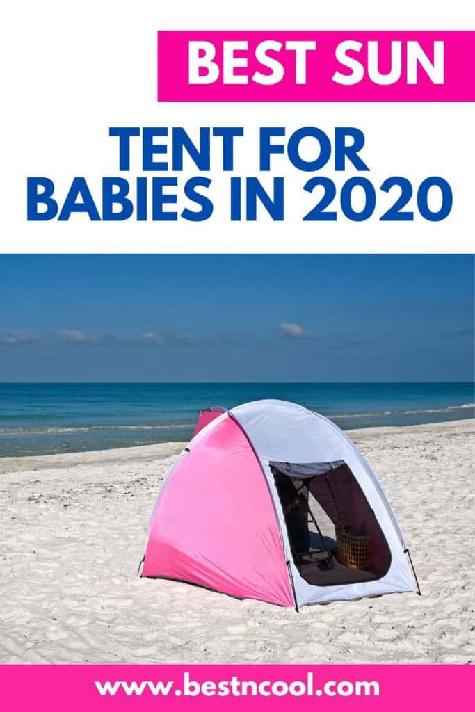 How to choose the best beach tent for babies