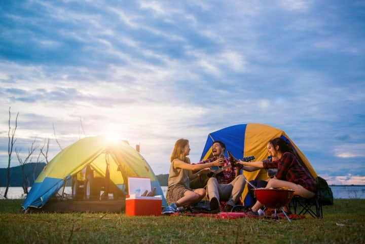 Best Cabin Tents With Screened Porches In August 2020