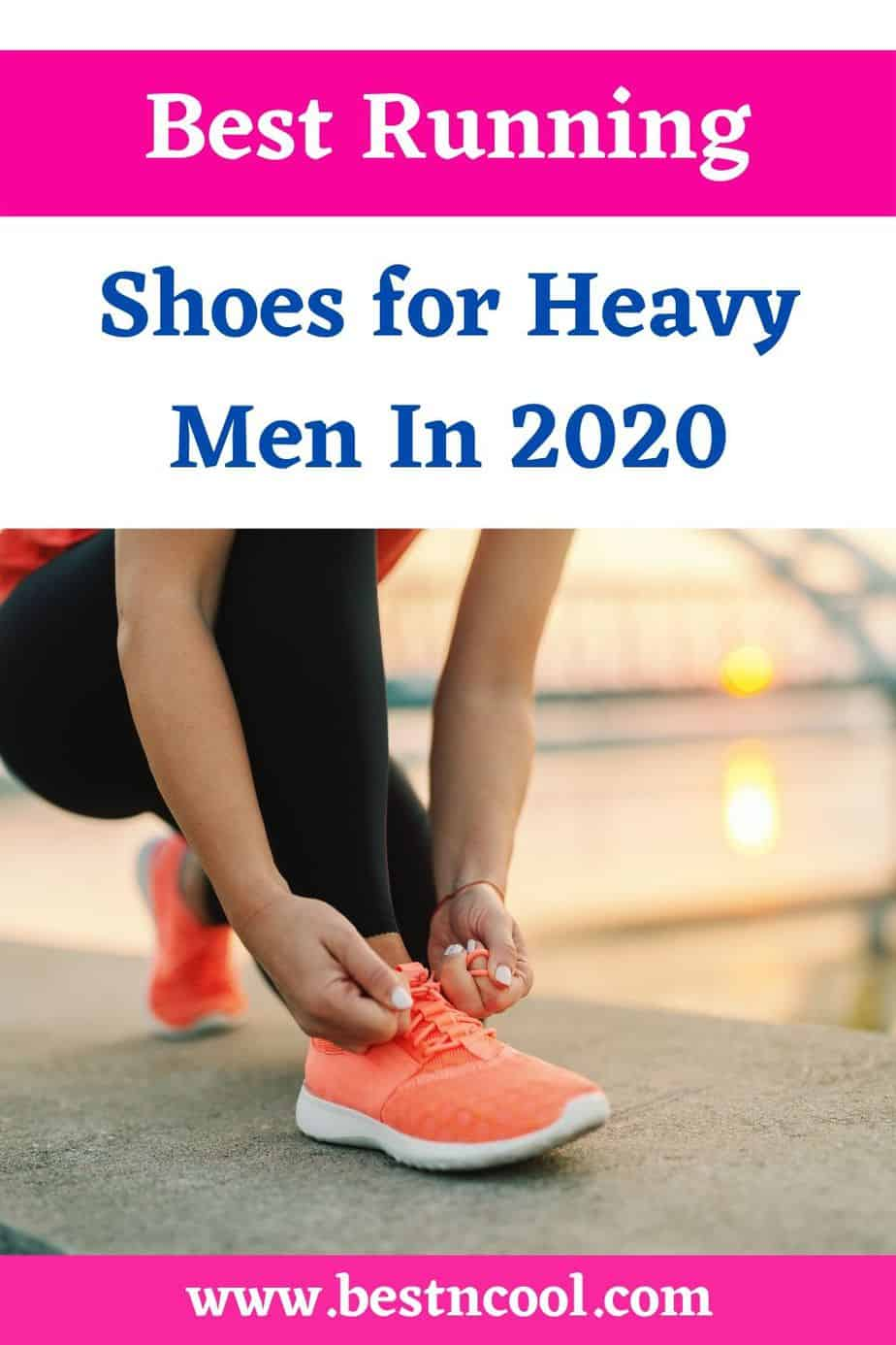running shoes for fat guys
