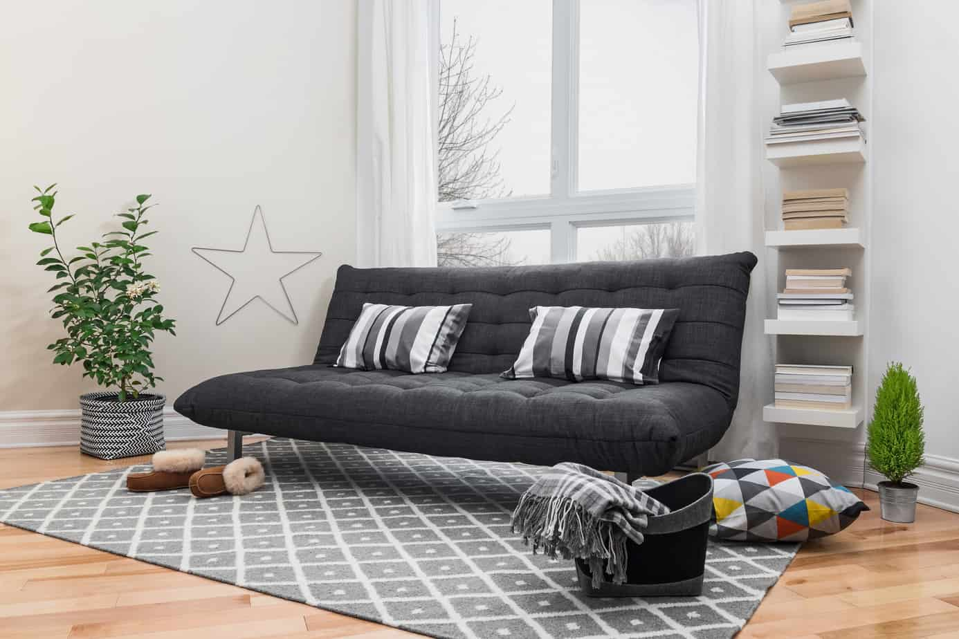 Best Futons For Heavy People