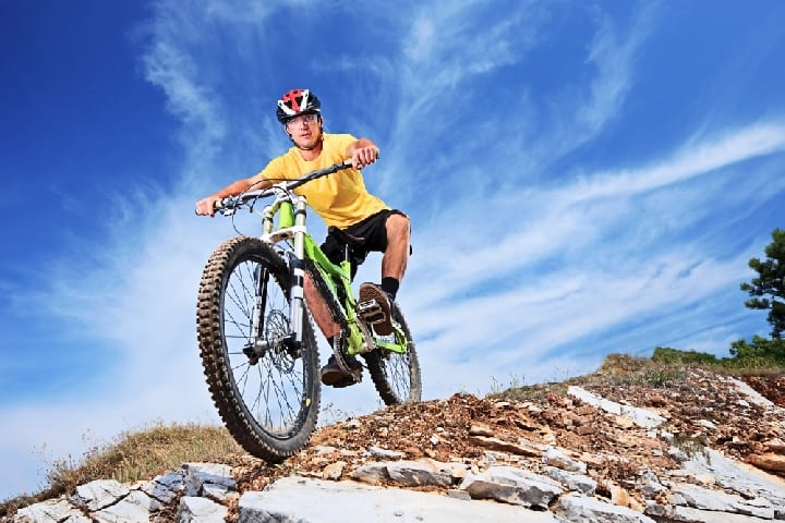Best Mountain Bikes For Tall Man