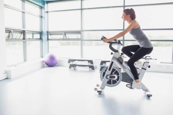 Best Upright Exercise Bike For Heavy People