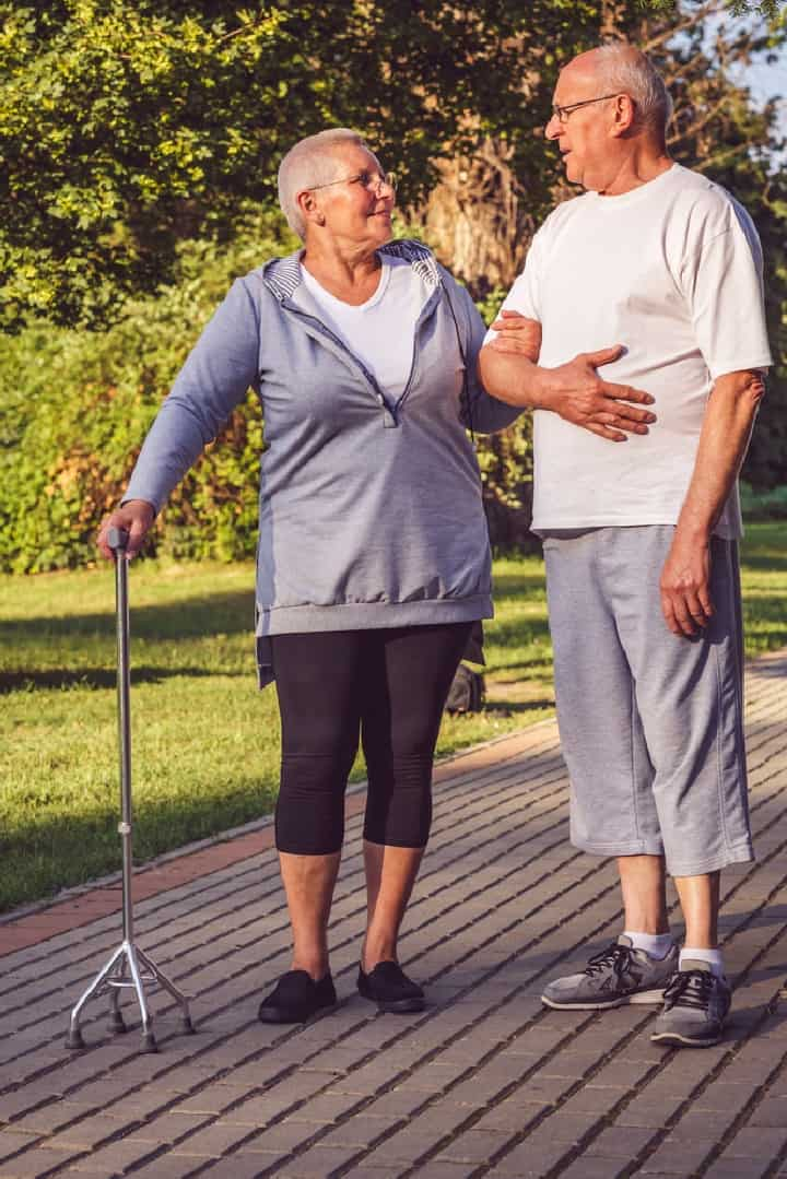 Best Cane For Heavy Person