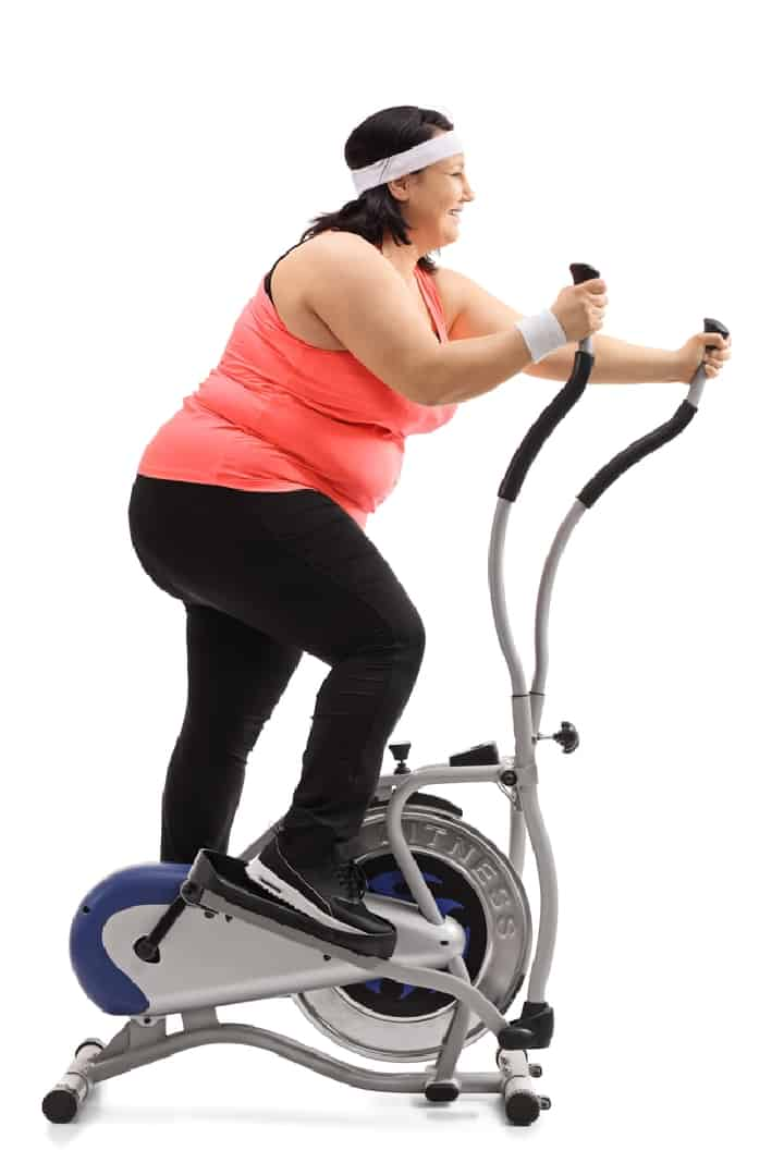 Best Elliptical For Heavy Person