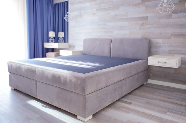 Best Platform Bed For Heavy Person
