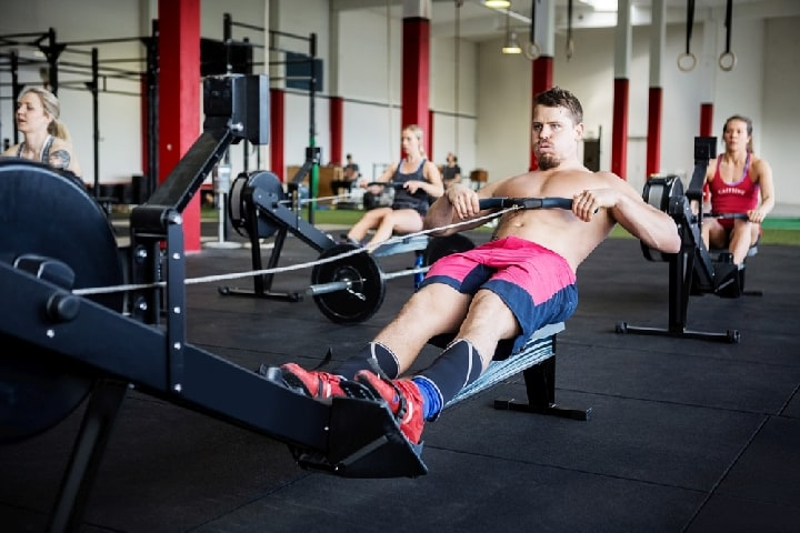 Best Rowing Machine For Heavy Person