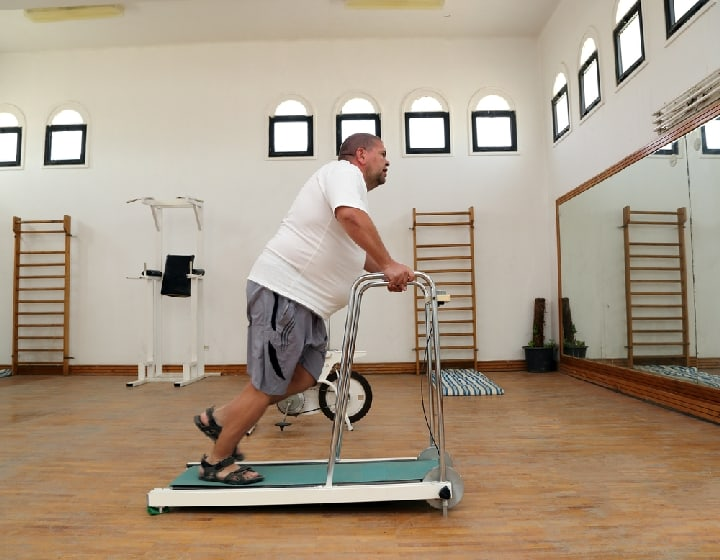 Best Treadmill For Obese Person